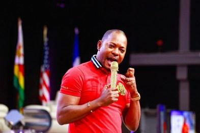 Pastor Alph Lukau's Word About Solomon