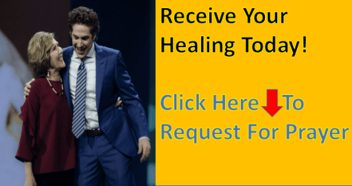 Receive Your Healing Today and Now
