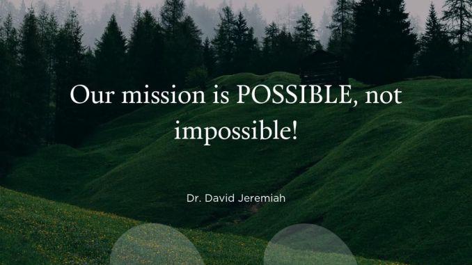 David Jeremiah Devotional 20 August 2019