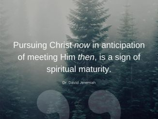 David Jeremiah Devotional 27 August 2019