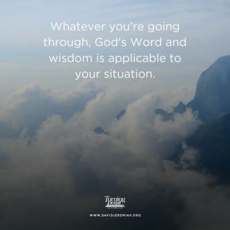 David Jeremiah Devotional 19 August 2019