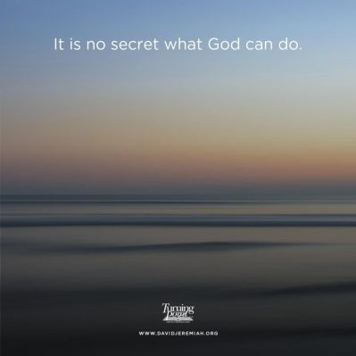 David Jeremiah Devotional 24 August 2019