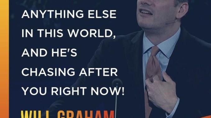 Billy Graham Devotional 22 August 2019