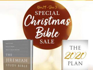 David Jeremiah Devotional 20th November 2019