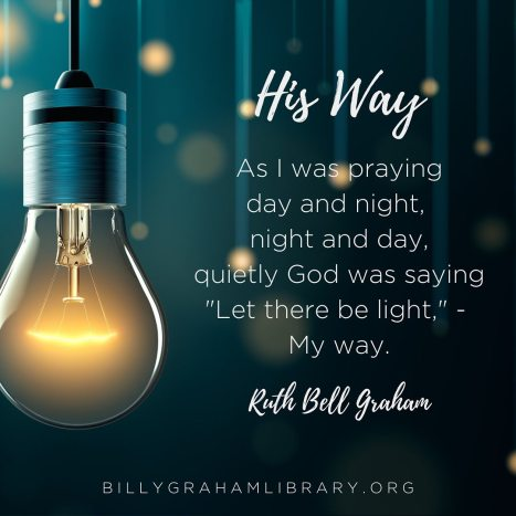 Billy Graham Devotional 23rd January 2020