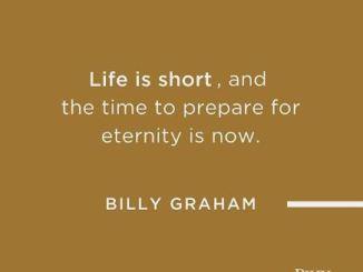 Billy Graham Devotional 24 February 2020