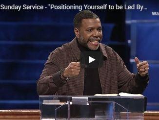 Creflo Dollar Sermon - Led by God