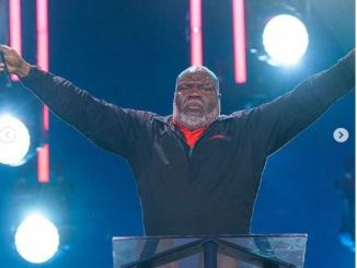 Bishop TD Jakes Word For Us Today 18th February 2020