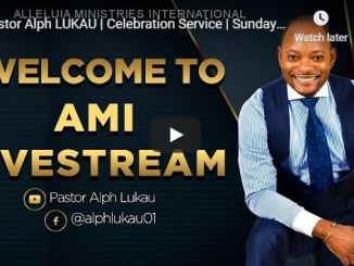 AMI Live Sunday Service Pastor Alph Lukau March 29