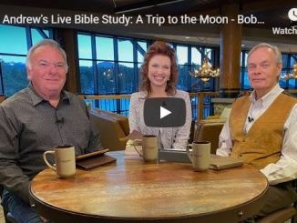 Andrew Wommack - Trip to the moon