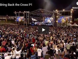 Benny Hinn Sermon - Bring Back the Cross