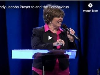 Cindy Jacobs Coronavirus Prayer