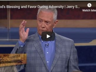 Jerry Savelle sermon - Blessing and Favor During Adversity