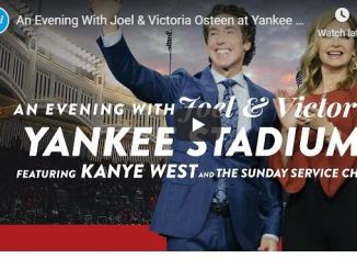 An Evening With Joel & Victoria Osteen