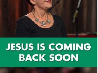 Joyce Meyer broadcast - Jesus is coming back