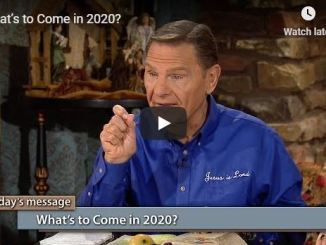 Kenneth Copeland sermon - What's to Come in 2020