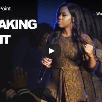 "Message: Sarah Jakes Roberts - ""Breaking Point"""