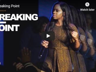 Sarah Jakes Roberts Message - Breaking Point