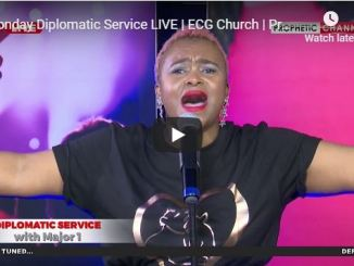 ECG Church Monday Diplomatic Service