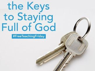 Andrew Wommack Message - Discover The Keys To Staying Full Of God