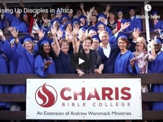 Andrew Wommack Ministries - Raising Up Disciples in Africa