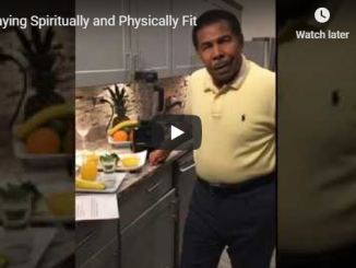 Bill Winston - Staying Spiritually and Physically Fit