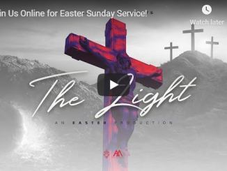Bishop TD Jakes Live Easter Sunday Service April 12 2020