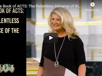 Cathy Duplantis Sermon - The Relentless Advance of the Gospel
