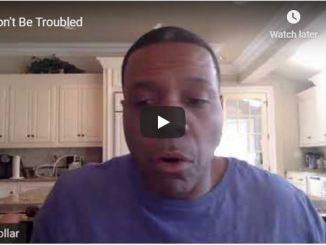 Creflo Dollar Sermon - Don't Be Troubled