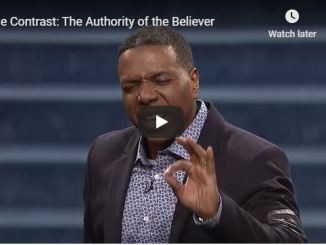 Creflo Dollar Sermon - The Contrast