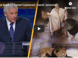 David Jeremiah Live - The Book of Daniel Explained