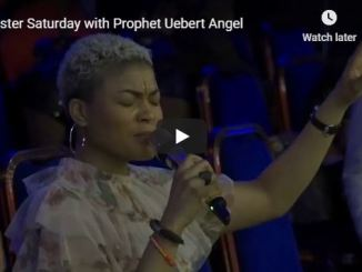 Easter Saturday Service with Prophet Uebert Angel
