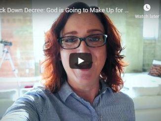 Jennifer LeClaire - Lock Down Decree