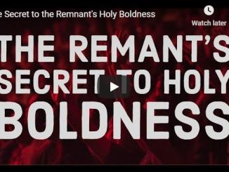 Jennifer LeClaire Message - The Secret to the Remnant Holy Boldness