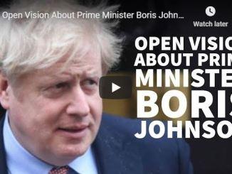 Jennifer LeClaire Ministries - Vision About Prime Minister Boris Johnson