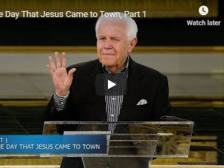 Jesse Duplantis Sermon - The Day That Jesus Came to Town