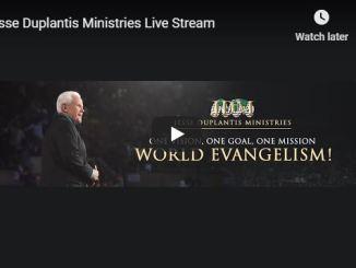 Jesse Duplantis Sunday Live Service