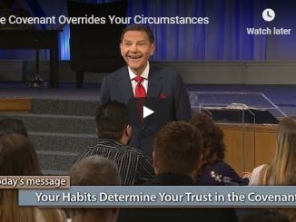 Kenneth Copeland Sermon - The covenant overrides your circumstances