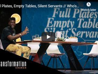 Pastor Michael Todd Sermon - Full Plates