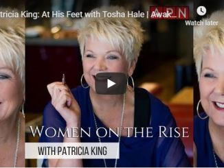 Patricia King Message - At His Feet with Tosha Hale