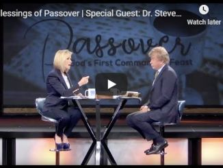 Paula White Ministries Sermon - 7 Blessings of Passover