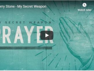 Perry Stone Message - My Secret Weapon - April 2020