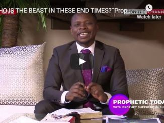 Prophet Shepherd Bushiri Sermon - Who is the best in these end times