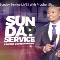 Prophet Shepherd Bushiri Sunday Live Service With ECG April 5