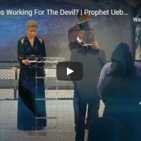 Sermon: Prophet Uebert Angel - Is Bill Gates Working For The Devil?