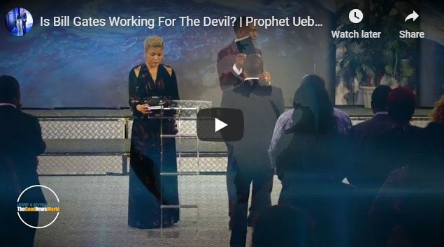 Prophet Uebert Angel Sermon - Is Bill Gates Working For The Devil