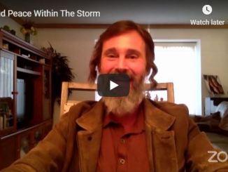 Rabbi Schneider Sermon - Find Peace Within The Storm