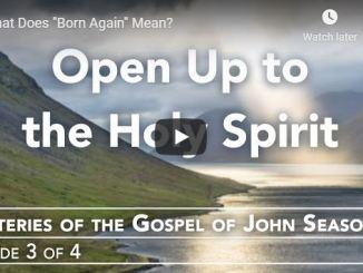 Rabbi Schneider Sermon - What Does Born Again Mean