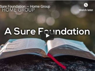 Rick Renner Sermon - A Sure Foundation - Home Group