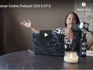 Woman Evolve Podcast - Sarah Jakes Roberts